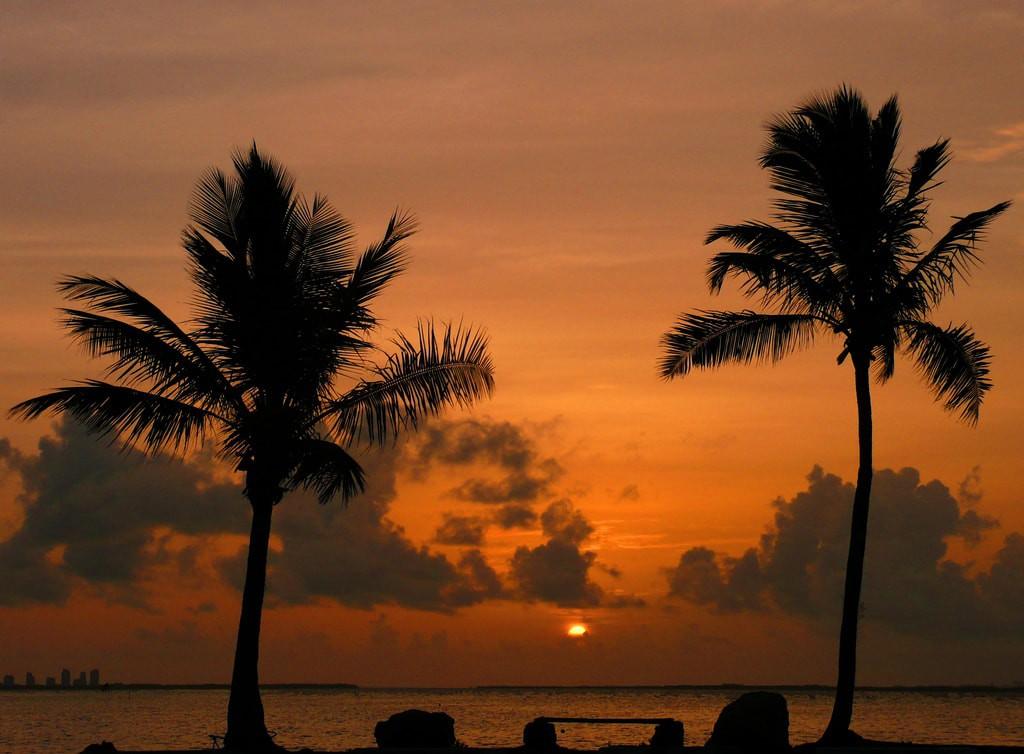 Sunset in Miami | © joiseyshowaa \ Flickr