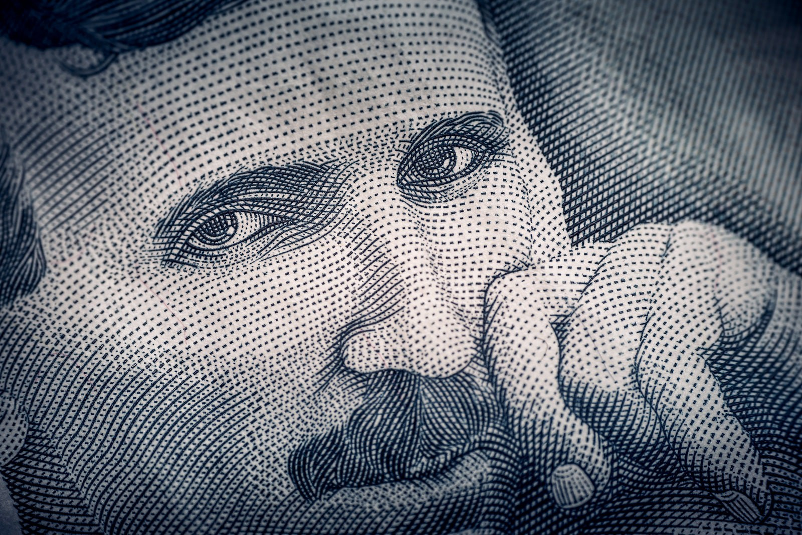 Portrait of a legitimate genius | © Slon Pics/Flickr