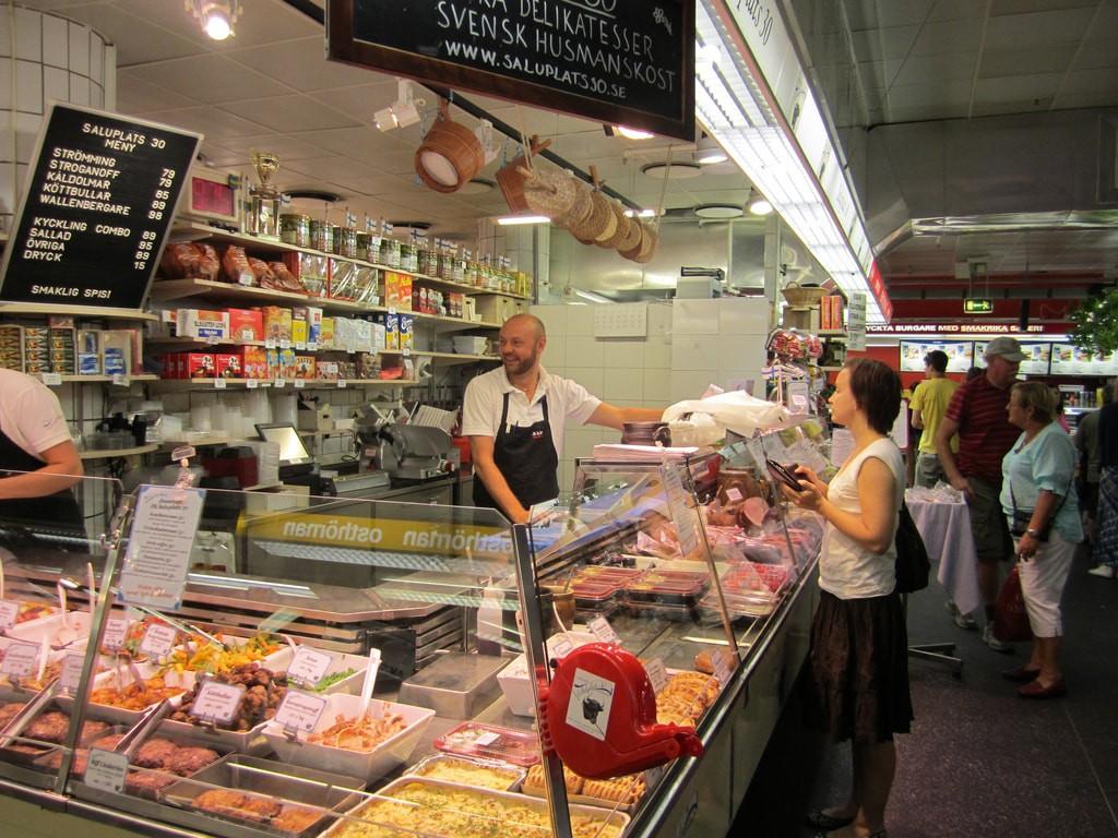 Stockholm has some excellent delis to grab lunch in | ©  La Citta Vita / Flickr