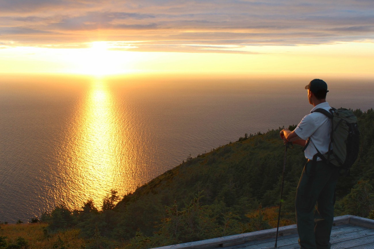 Cape Breton Highlands Parks Canada