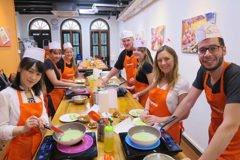 The Best Cooking Classes in Singapore