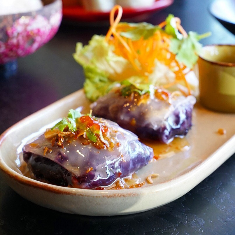 Dinner is Served | Courtesy of Thai Fusion