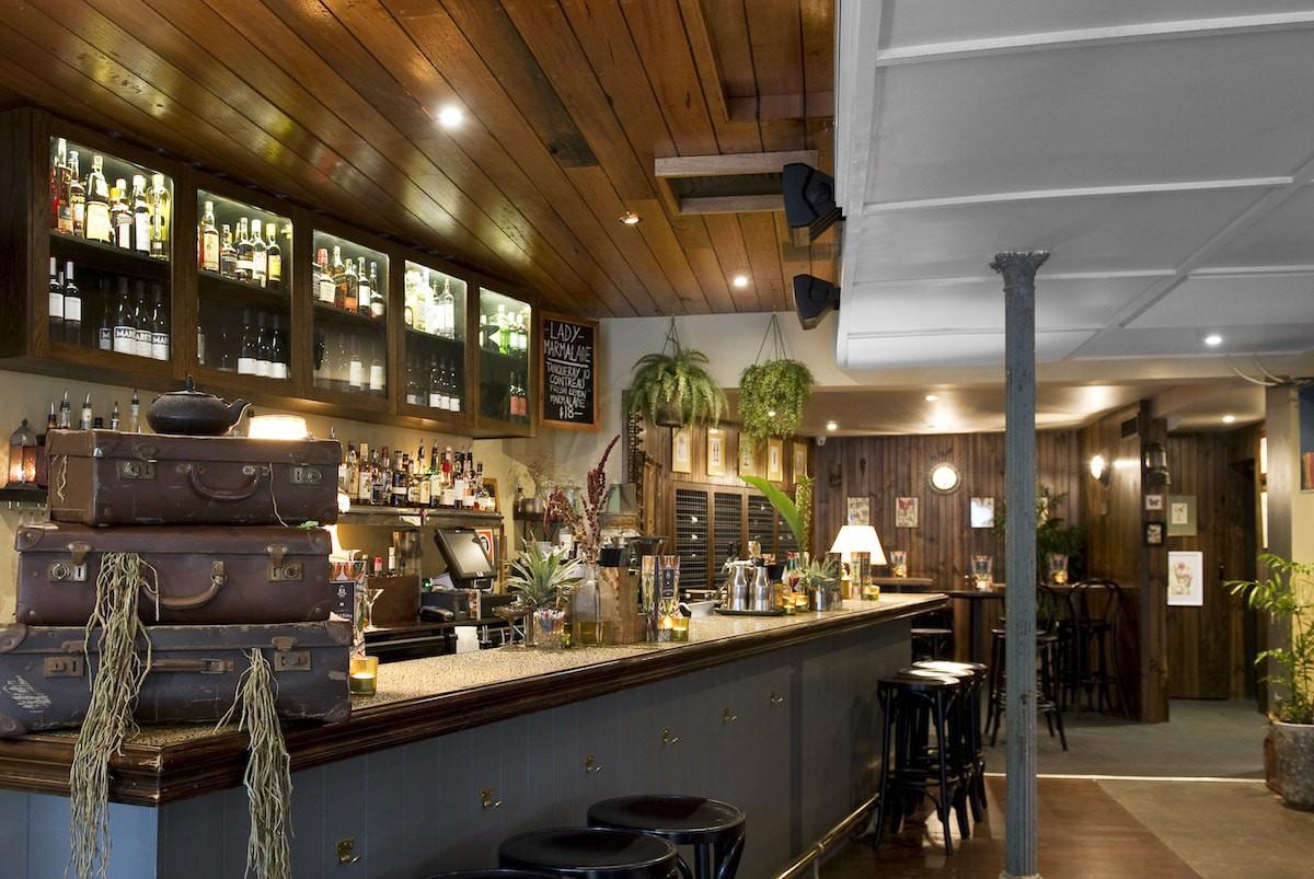 Bar | Courtesy of The Botanist