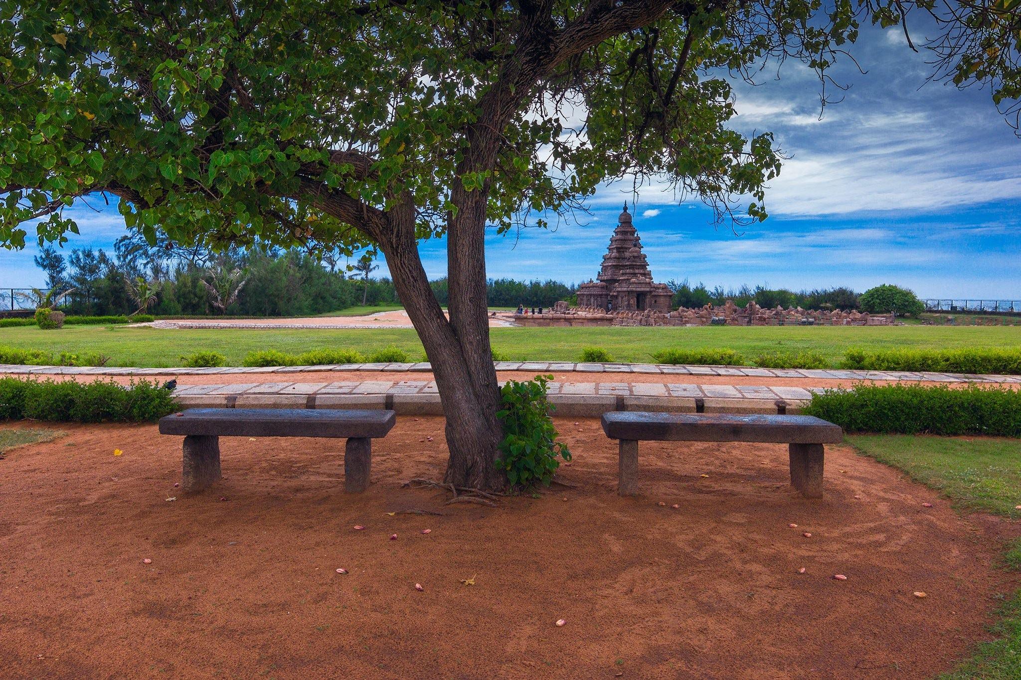 Shore temple at Mahabalipuram | © Aravindan Ganesan / Flickr