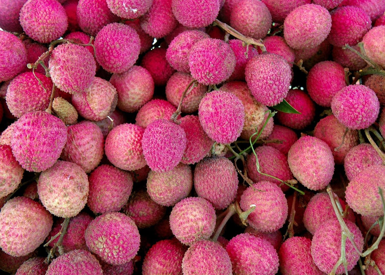 Delicious lychee | © Miwok/Flickr