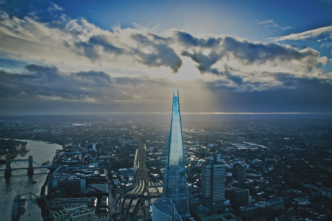 the shard London � chris martin / axiom