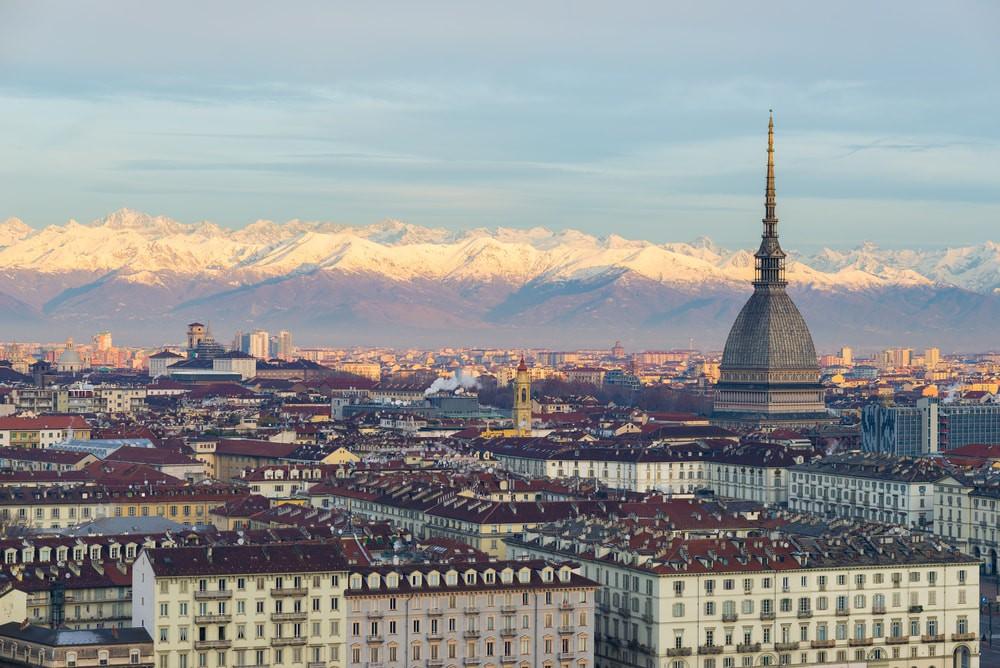 Turin skyline   Di Fabio Lamanna/Shutterstock