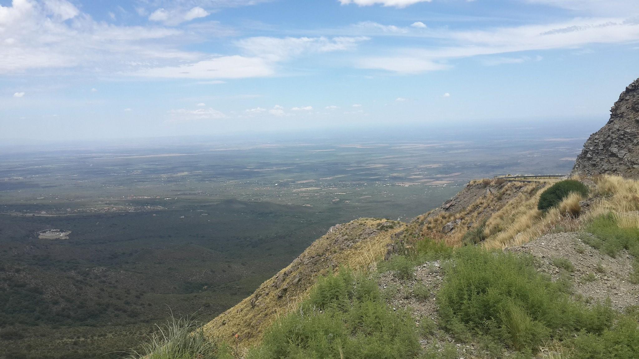 Scenes of nature in San Luis