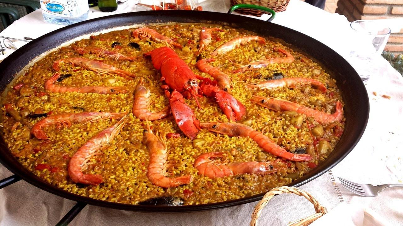 Seafood paella   © maritagiraldo840 / Pixabay