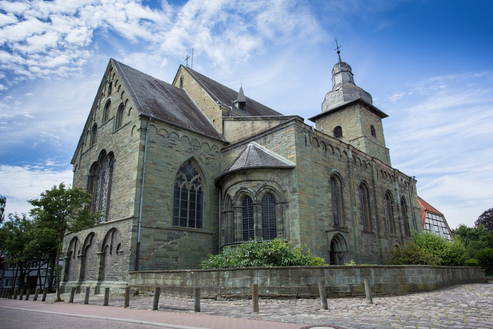 Sankt Maria im Höhe, Soest, Germany