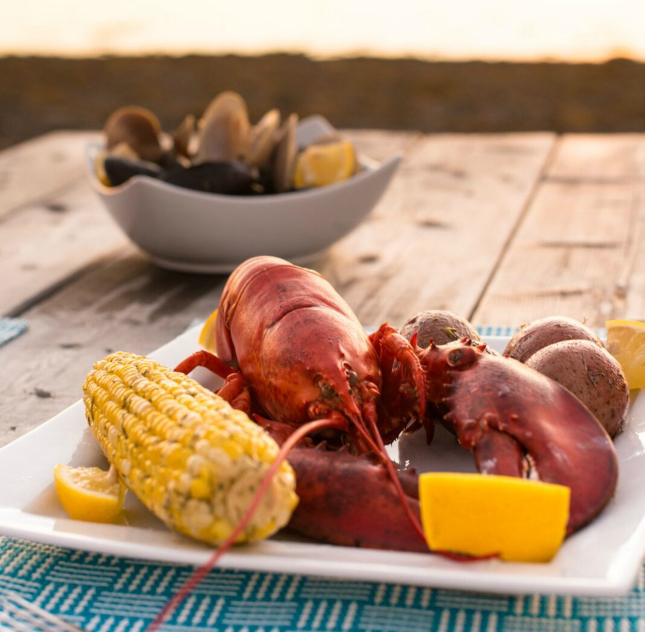 Lobster Boil | Courtesy of Ye Olde Argyler Lodge
