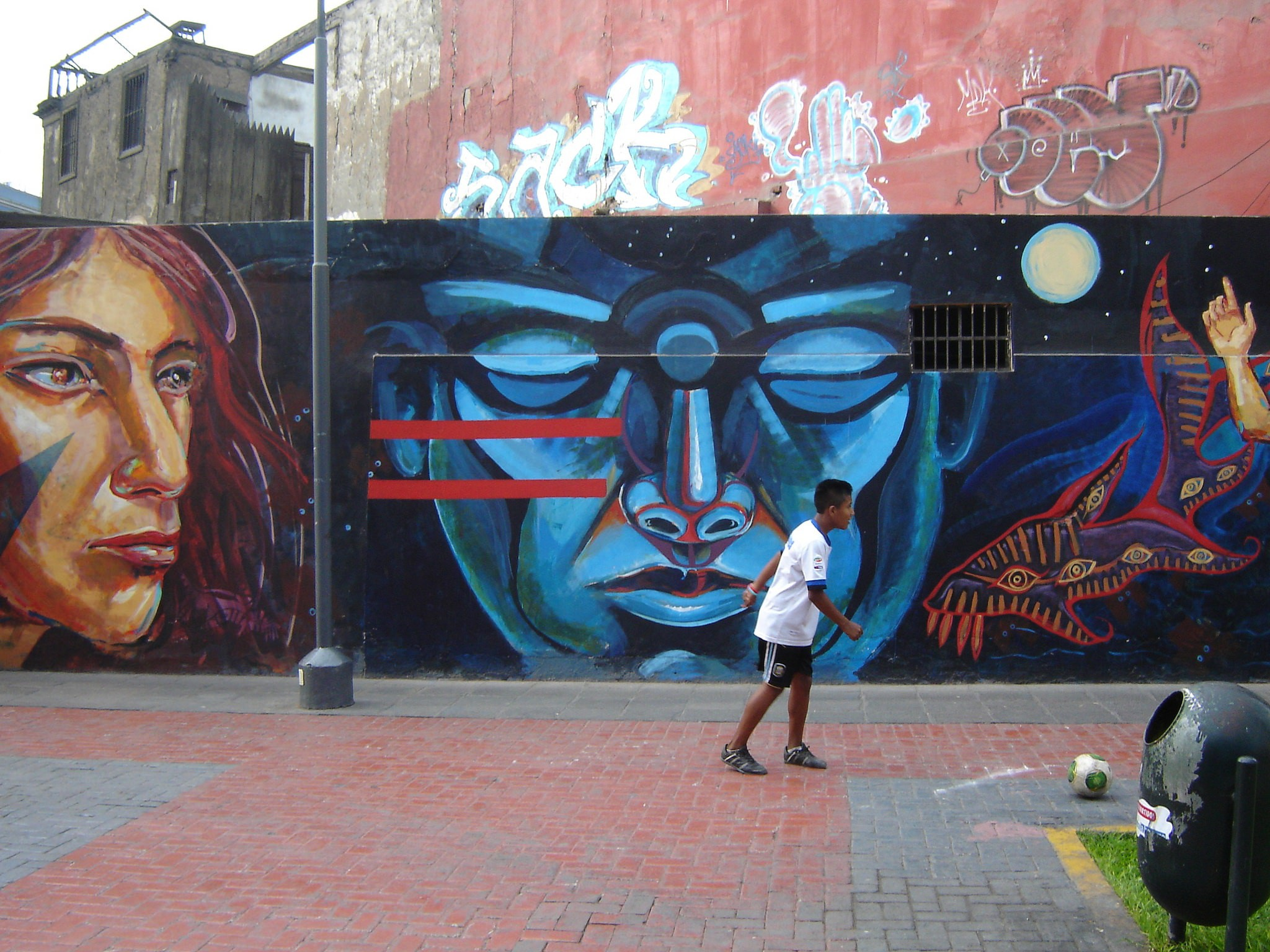 The streets of Lima | © Raphael Desrosiers/Flickr