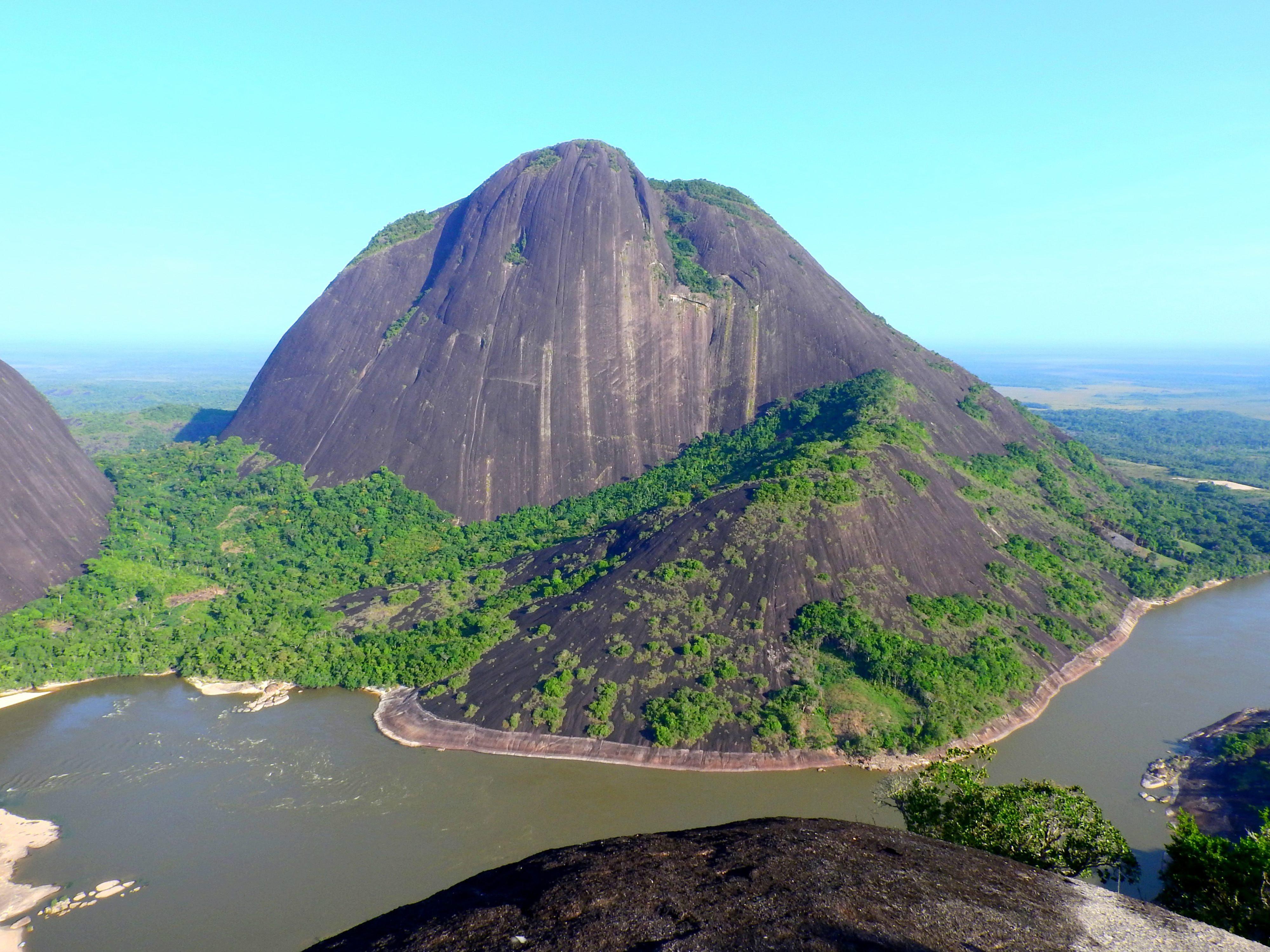 Cerros de Mavecure, Colombia