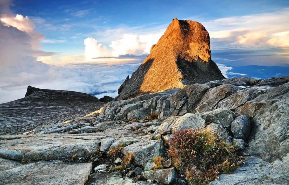 Summit of Mount Kinabalu, Sabah, Malaysia | © Nokuro / Shutterstock