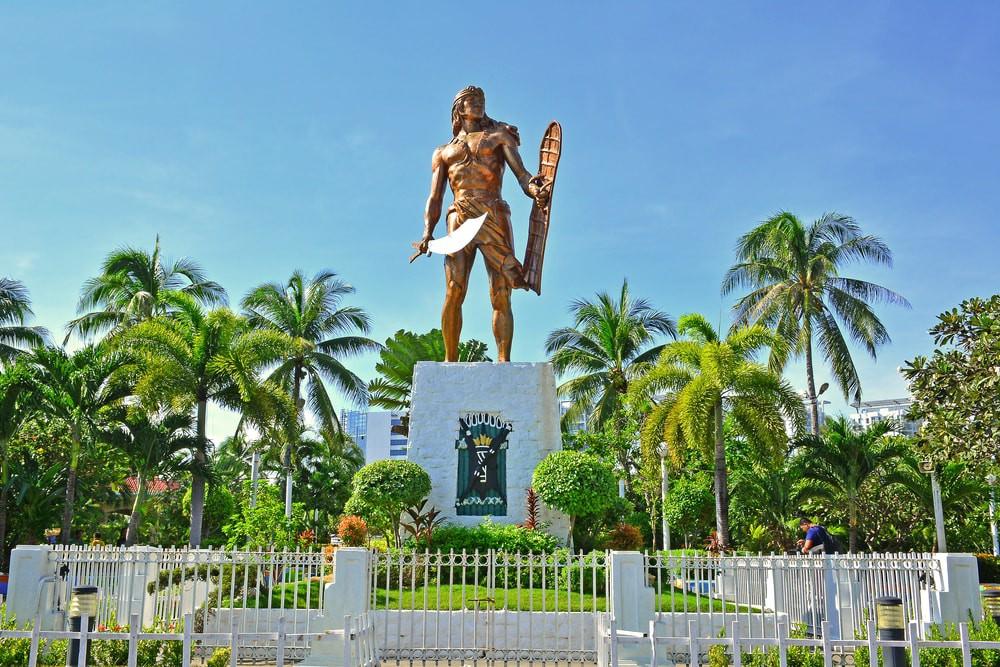 Lapu-Lapu Shrine in Cebu