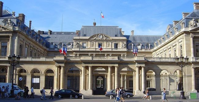 Conseil d'etat in Paris | © Wikicommons /David Monniaux