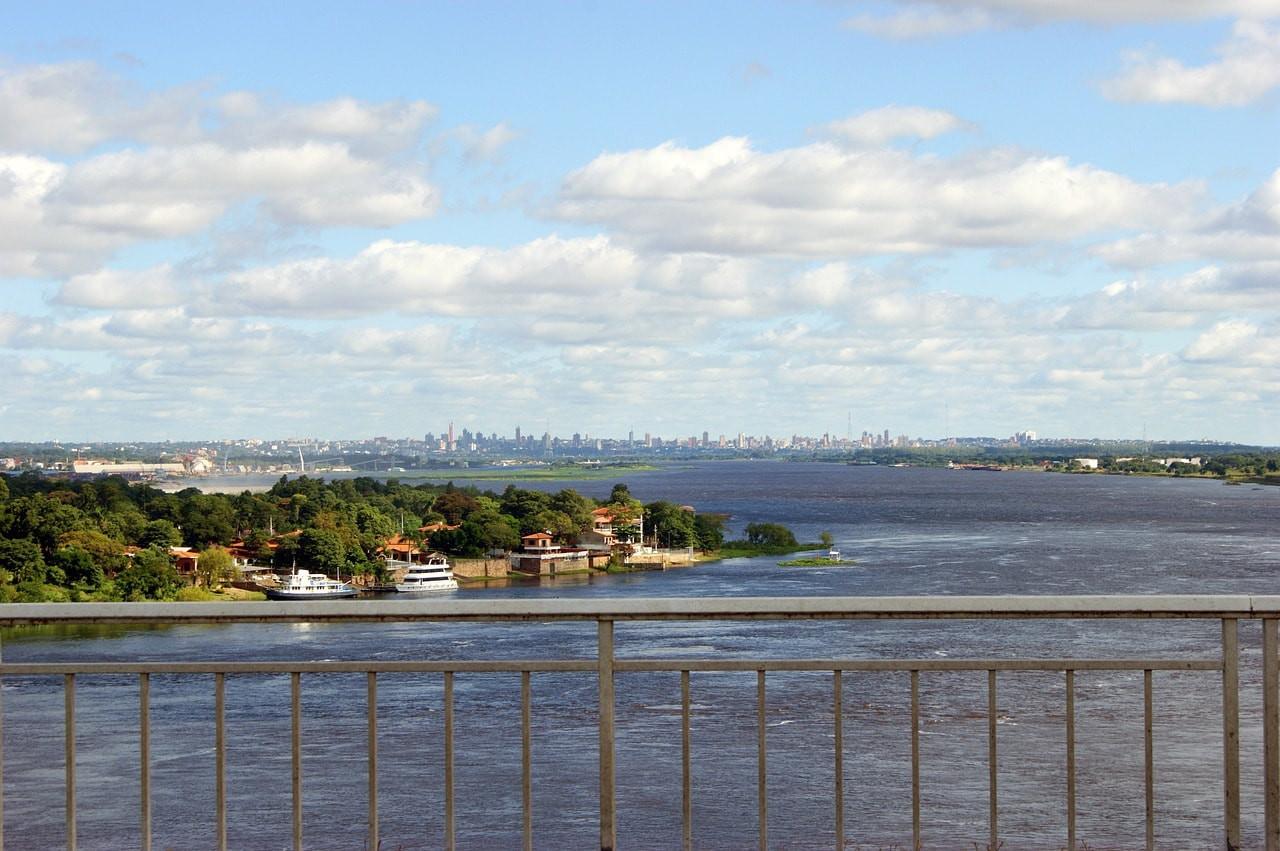 Asuncion, Rio Paraguay | © aranha / pixabay