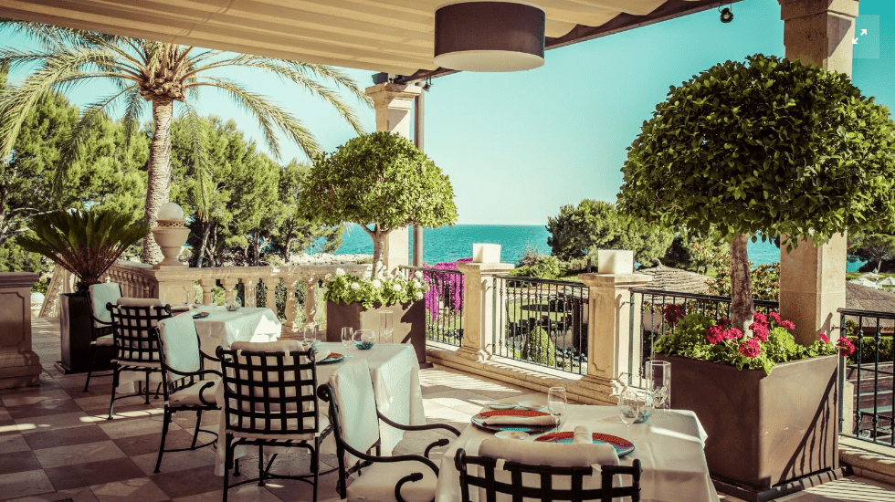 Terrace at Es Fum