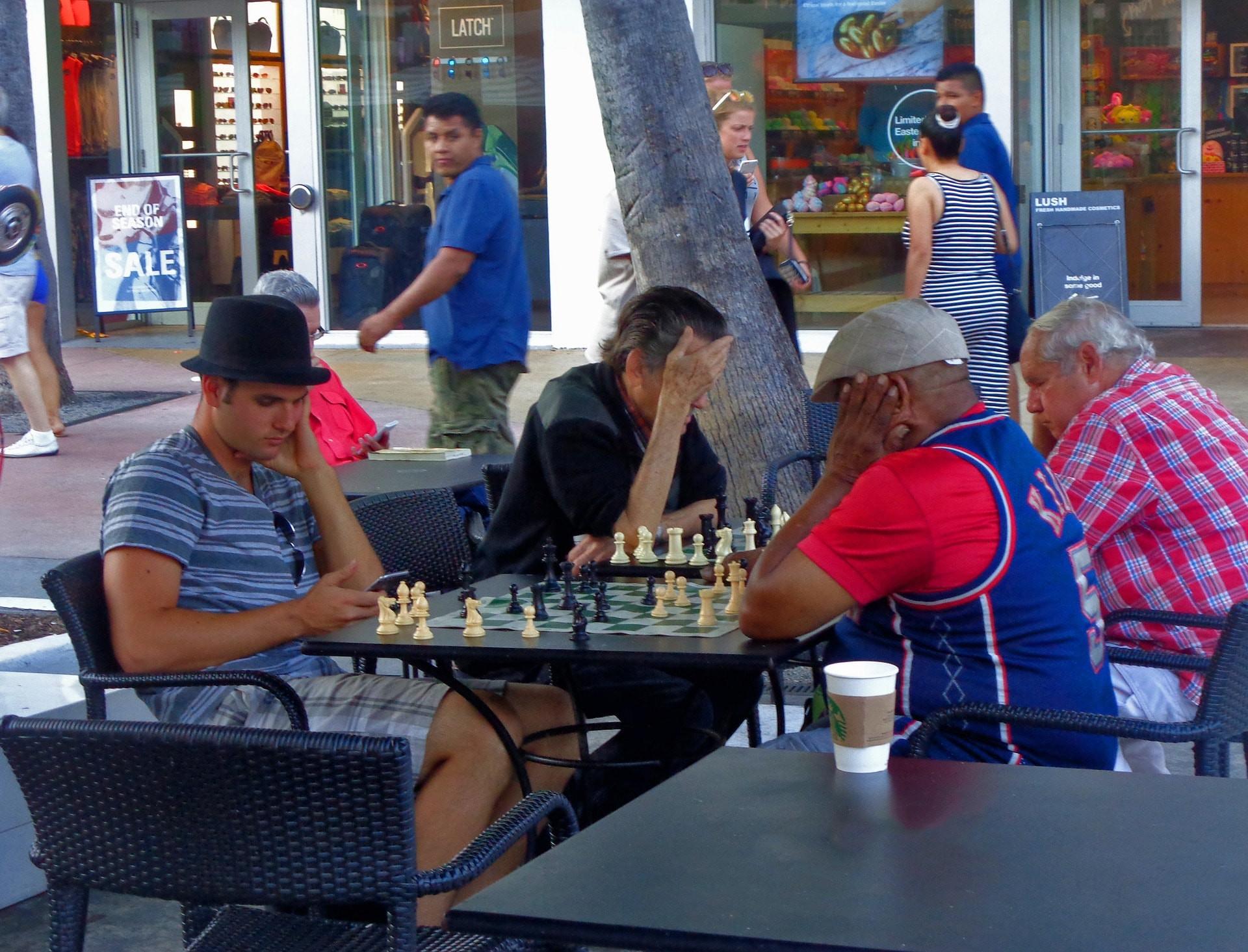 Miami locals