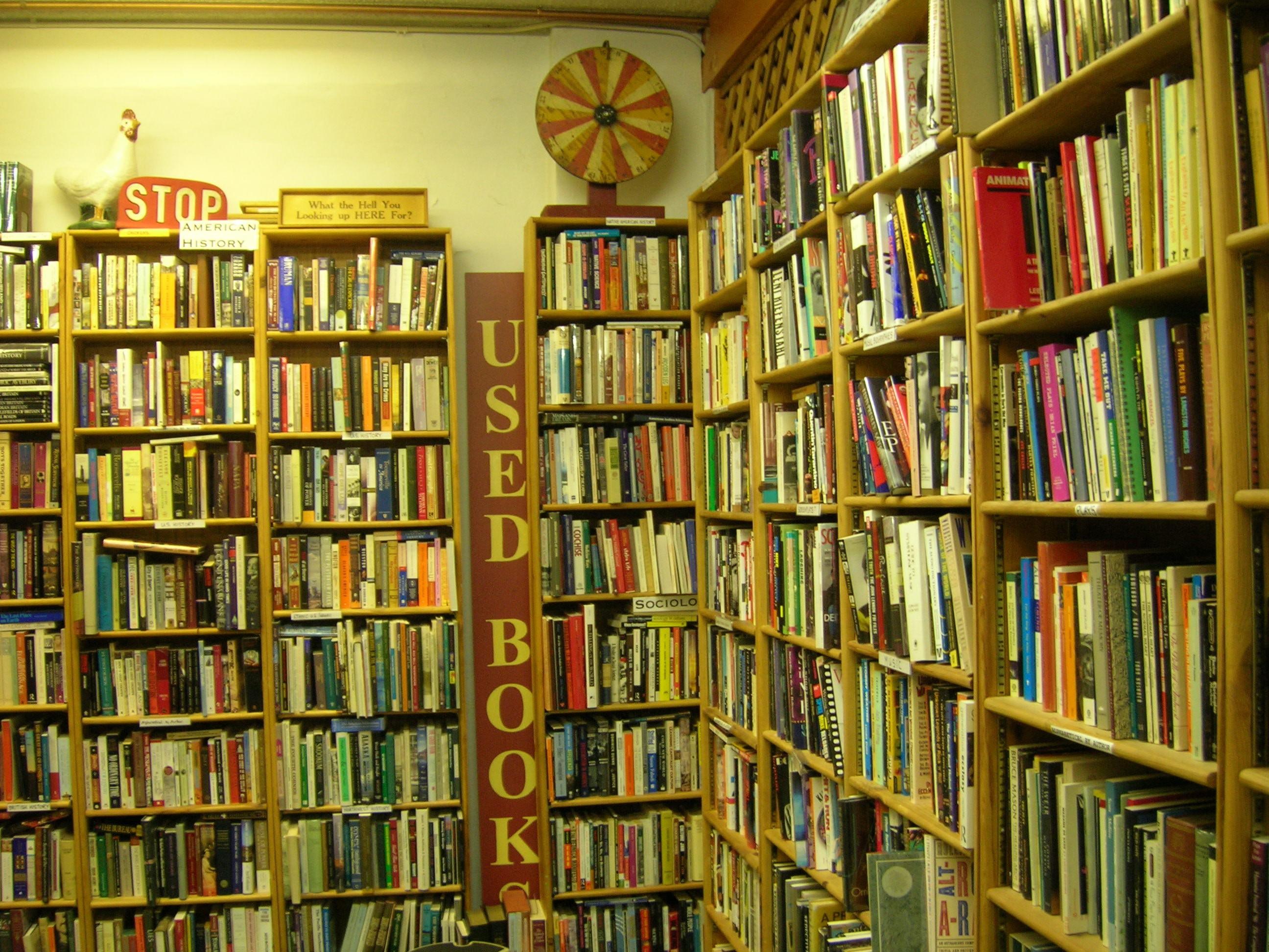 Vintage Books Galore