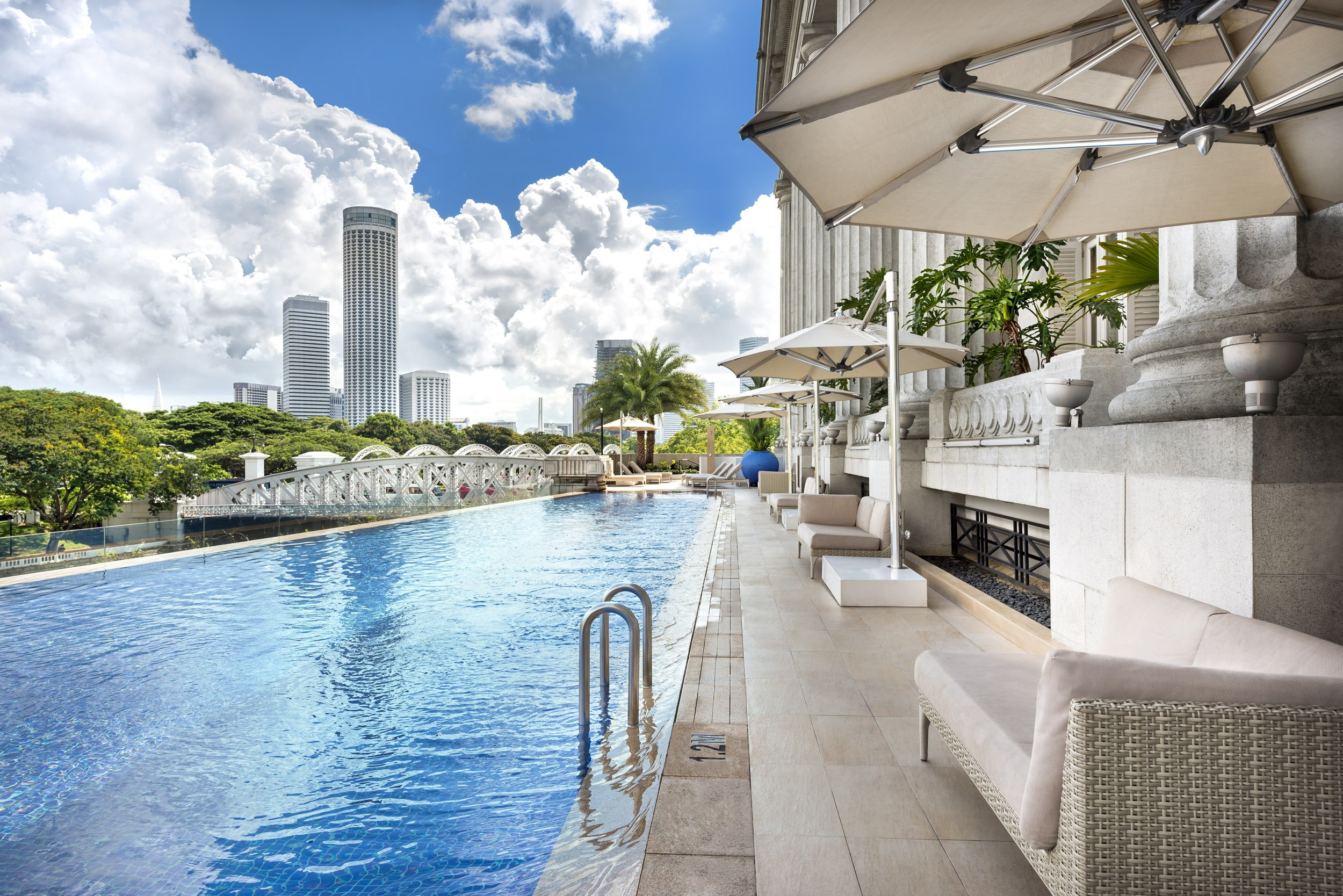 The 10 best infinity pools in singapore - Rooftop swimming pool in singapore ...
