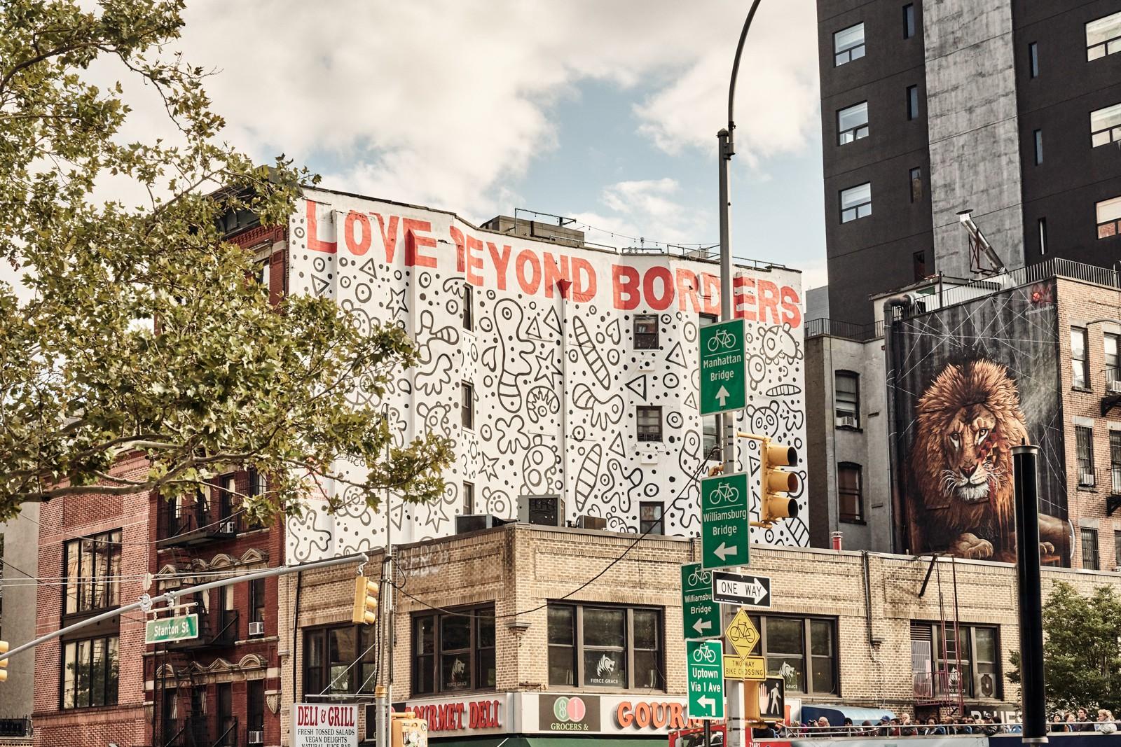 From Graffiti to Instagram Murals: The Evolution of SoHo's Street Art