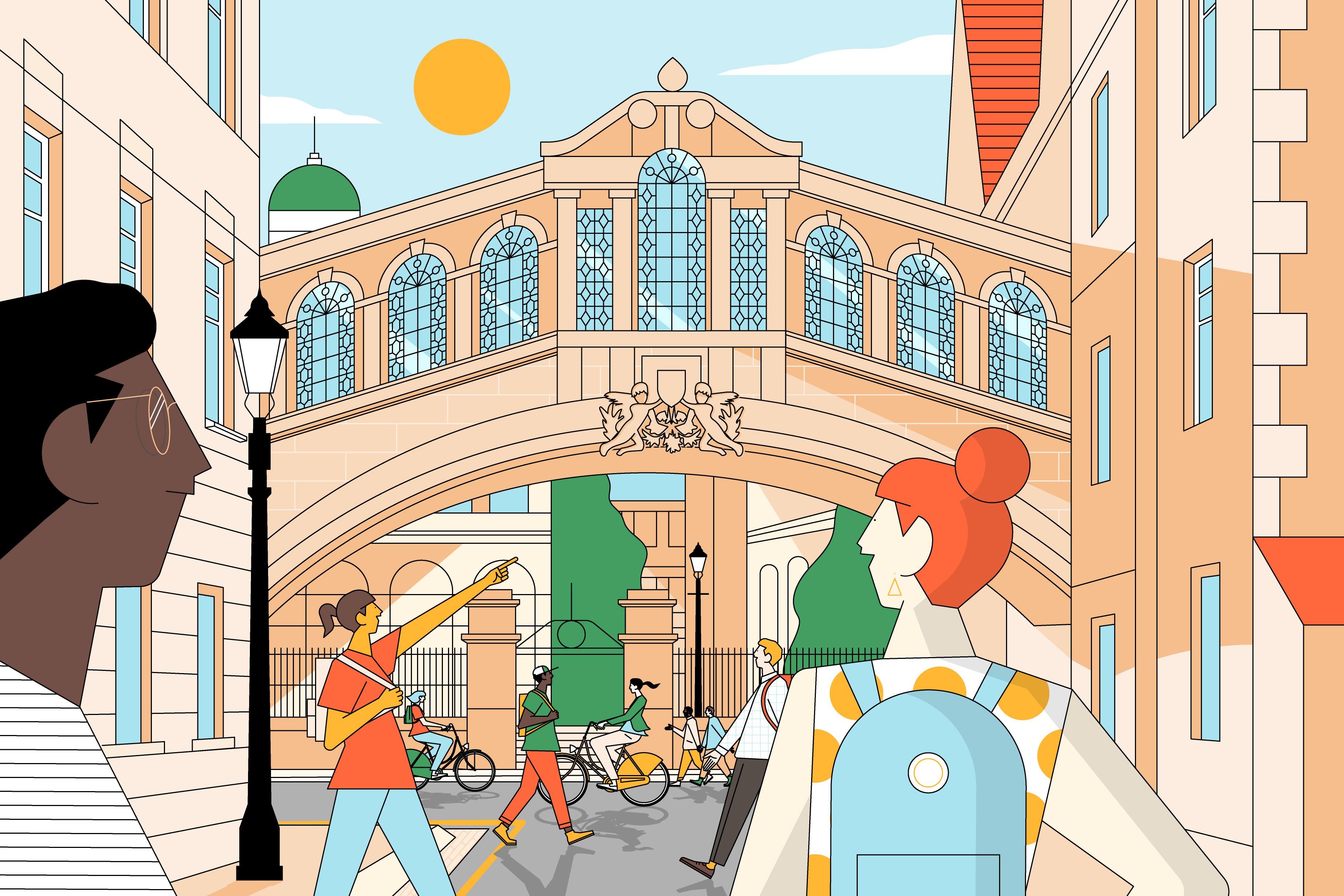 Oxford - Books