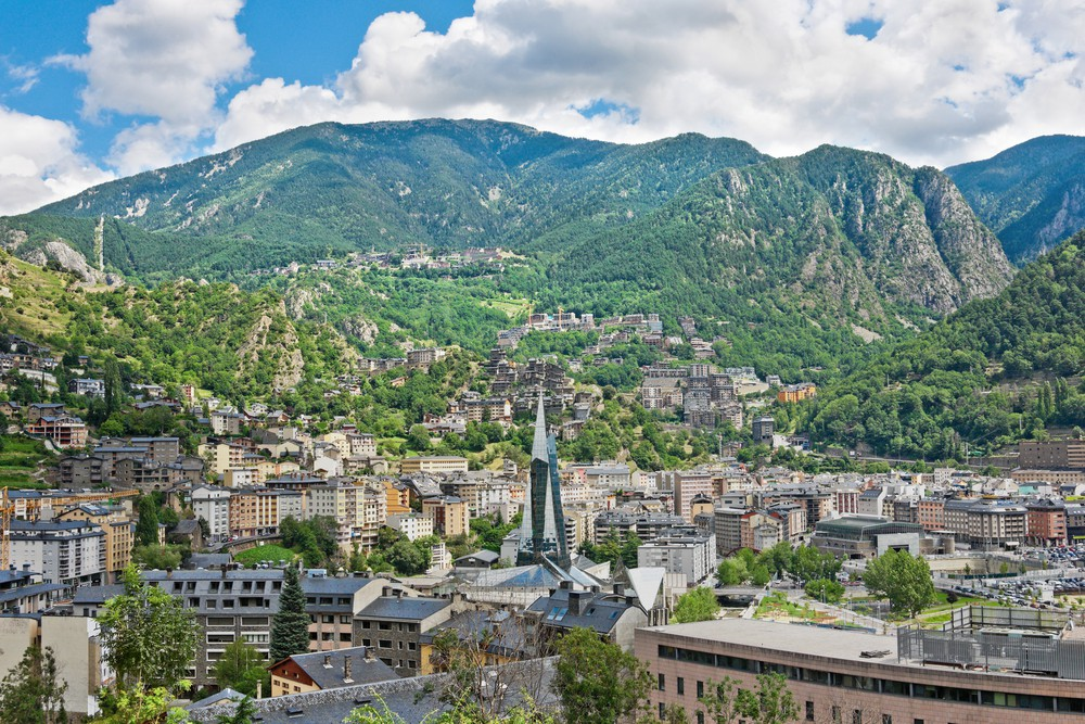 Andorra - Places to stay