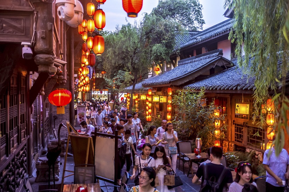 Chengdu - Food & Drink