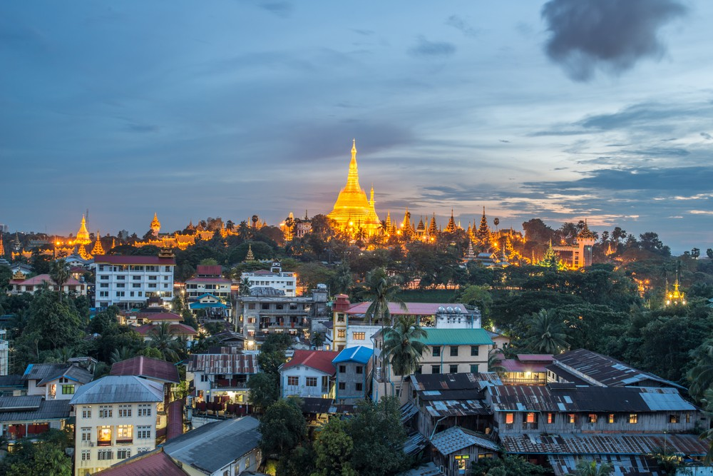Myanmar - Places to stay
