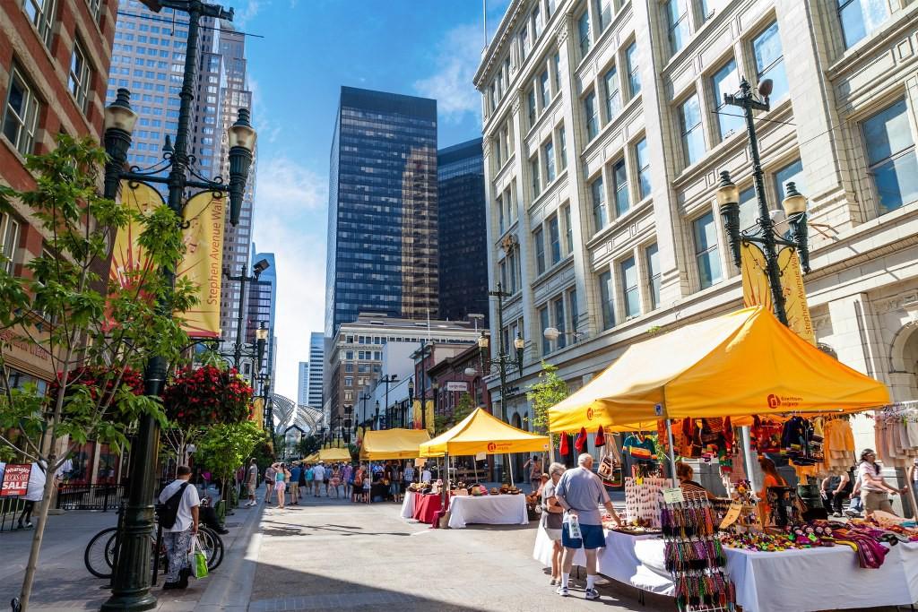 Calgary - Food Culture