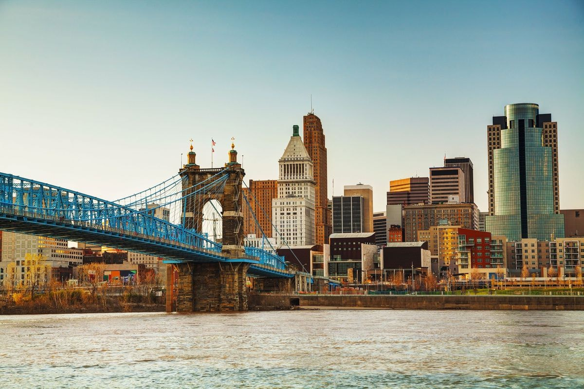 Cincinnati - Bars & Cafes