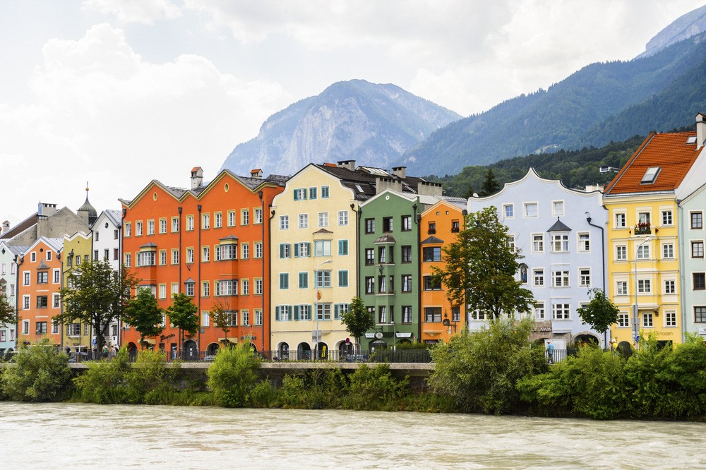 Innsbruck - Places to stay
