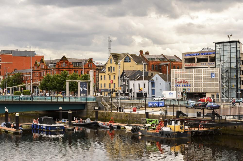 Belfast - Architecture