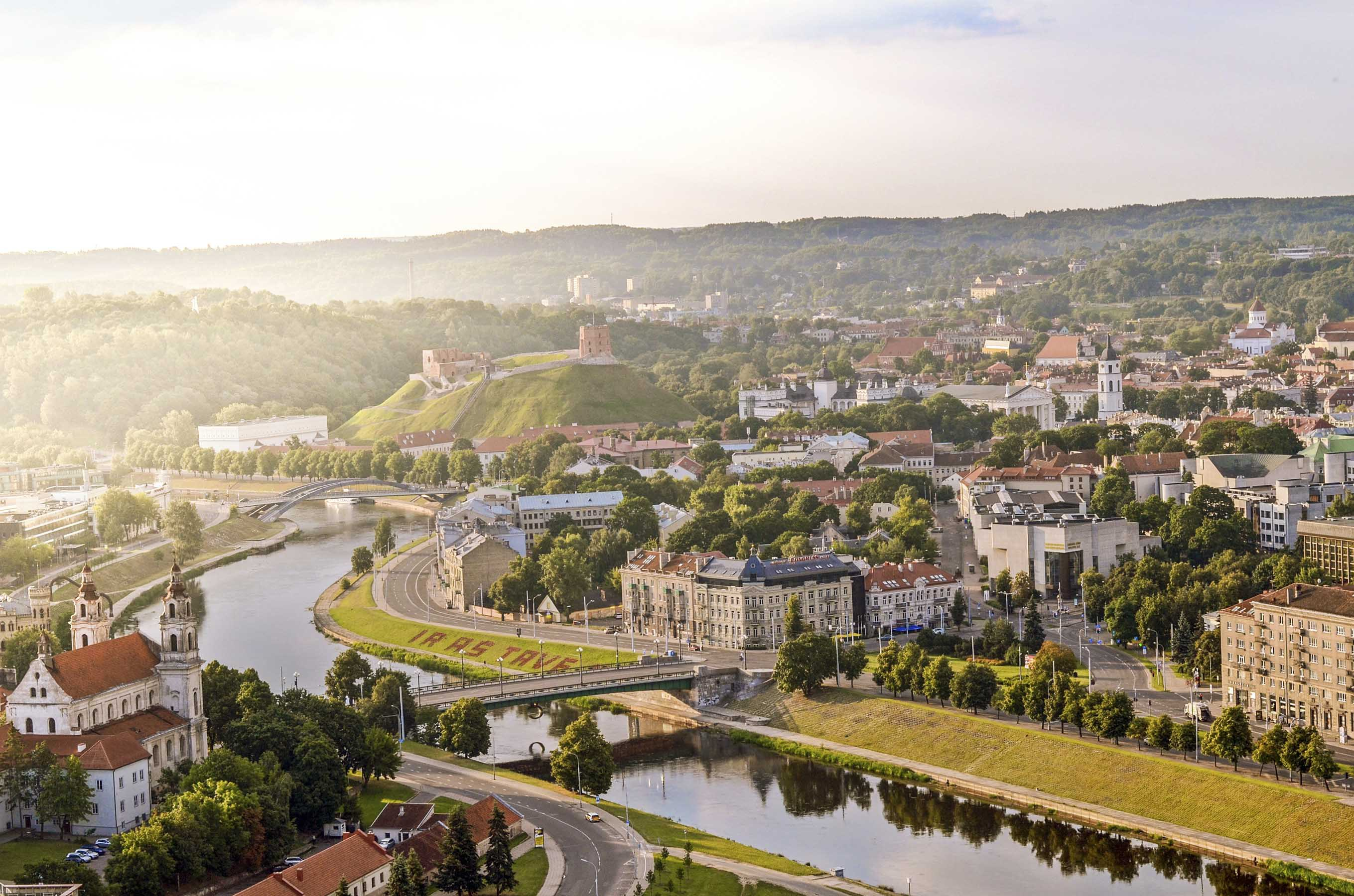 Vilnius - Places to stay