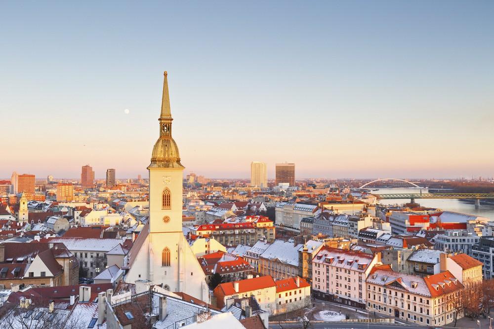 Bratislava - Books