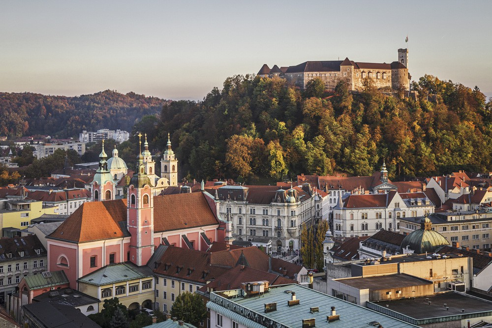 Ljubljana - Bars & Cafes
