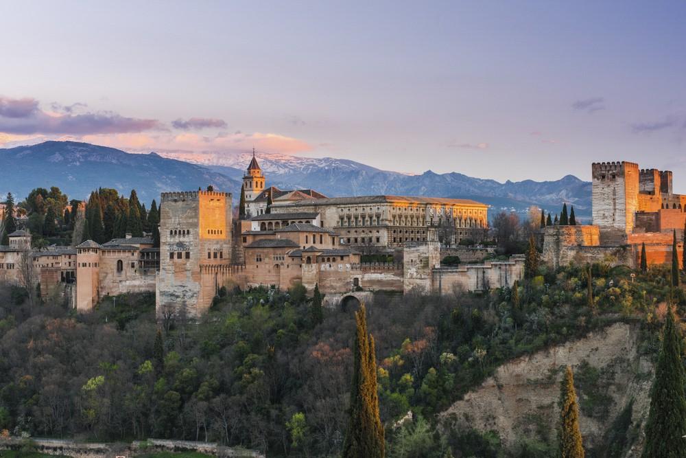 Granada - History