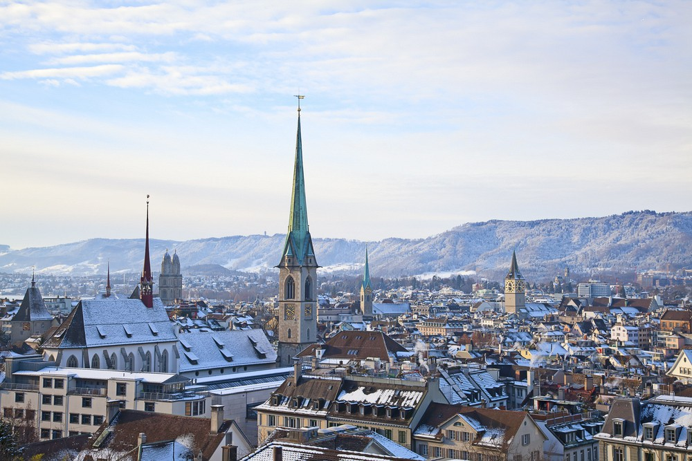 Zurich - Bars & Cafes