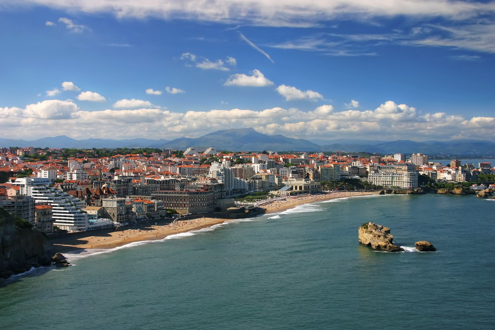 Biarritz - Places to stay