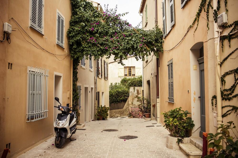 Saint-tropez - Architecture