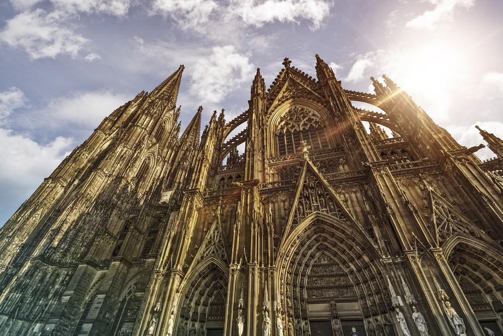 Cologne - Architecture