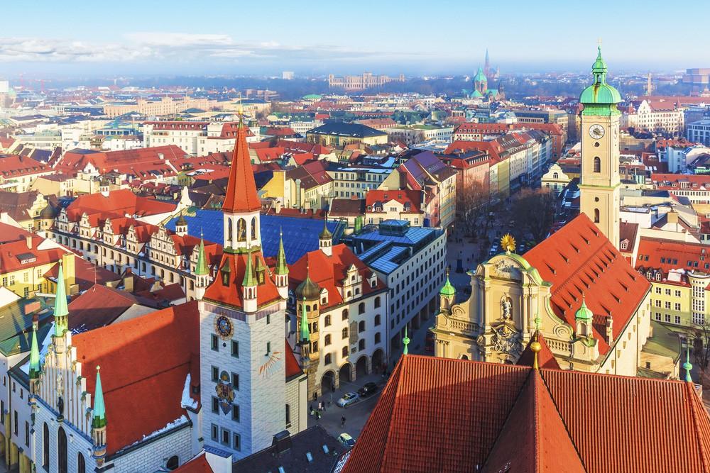 Munich - History