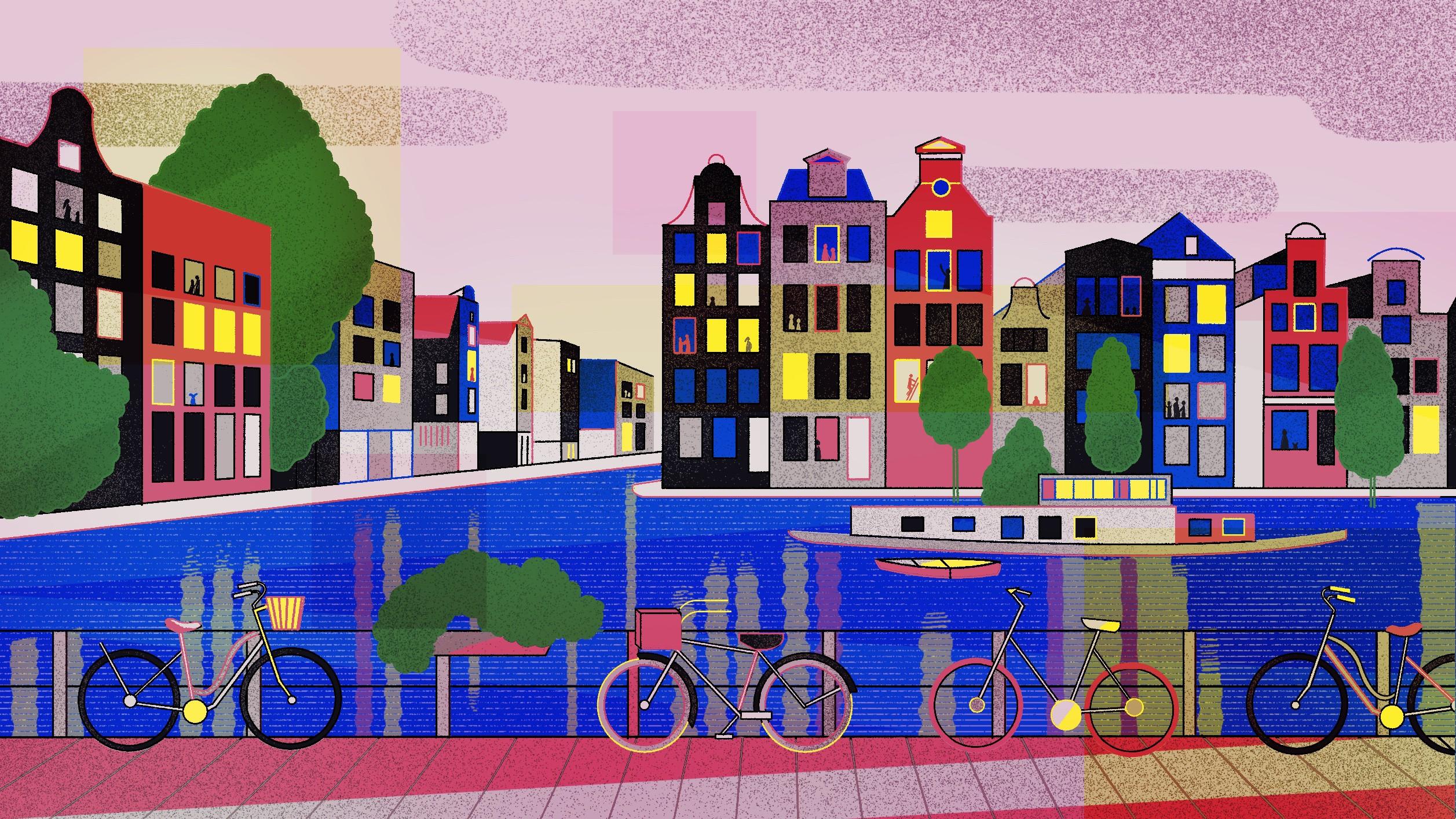 Amsterdam - Health & Wellness