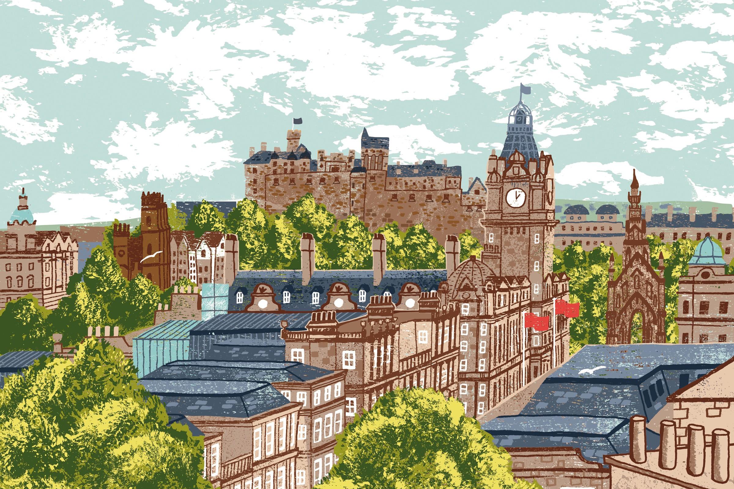 Edinburgh - Places to stay
