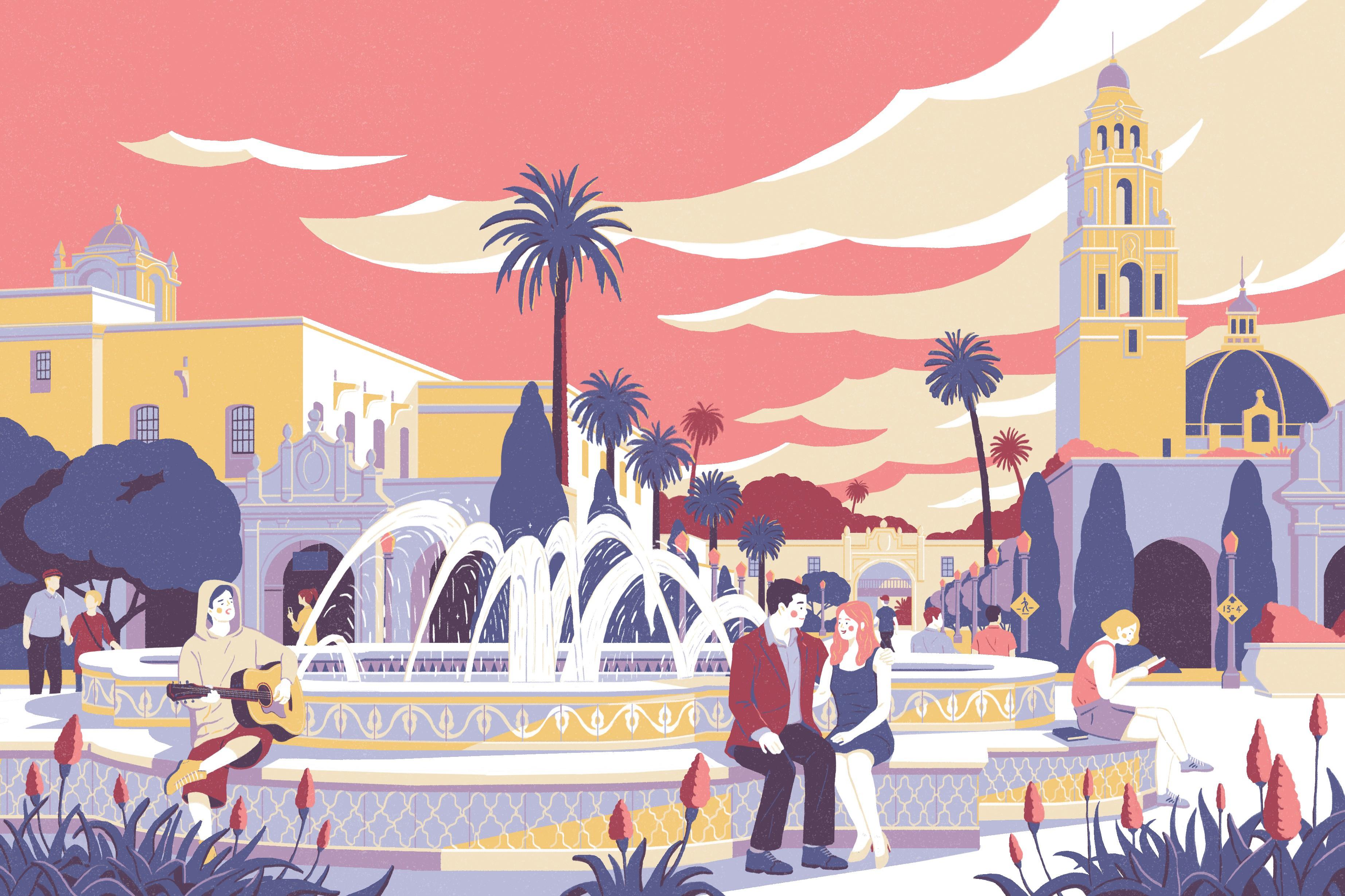 San Diego - Music