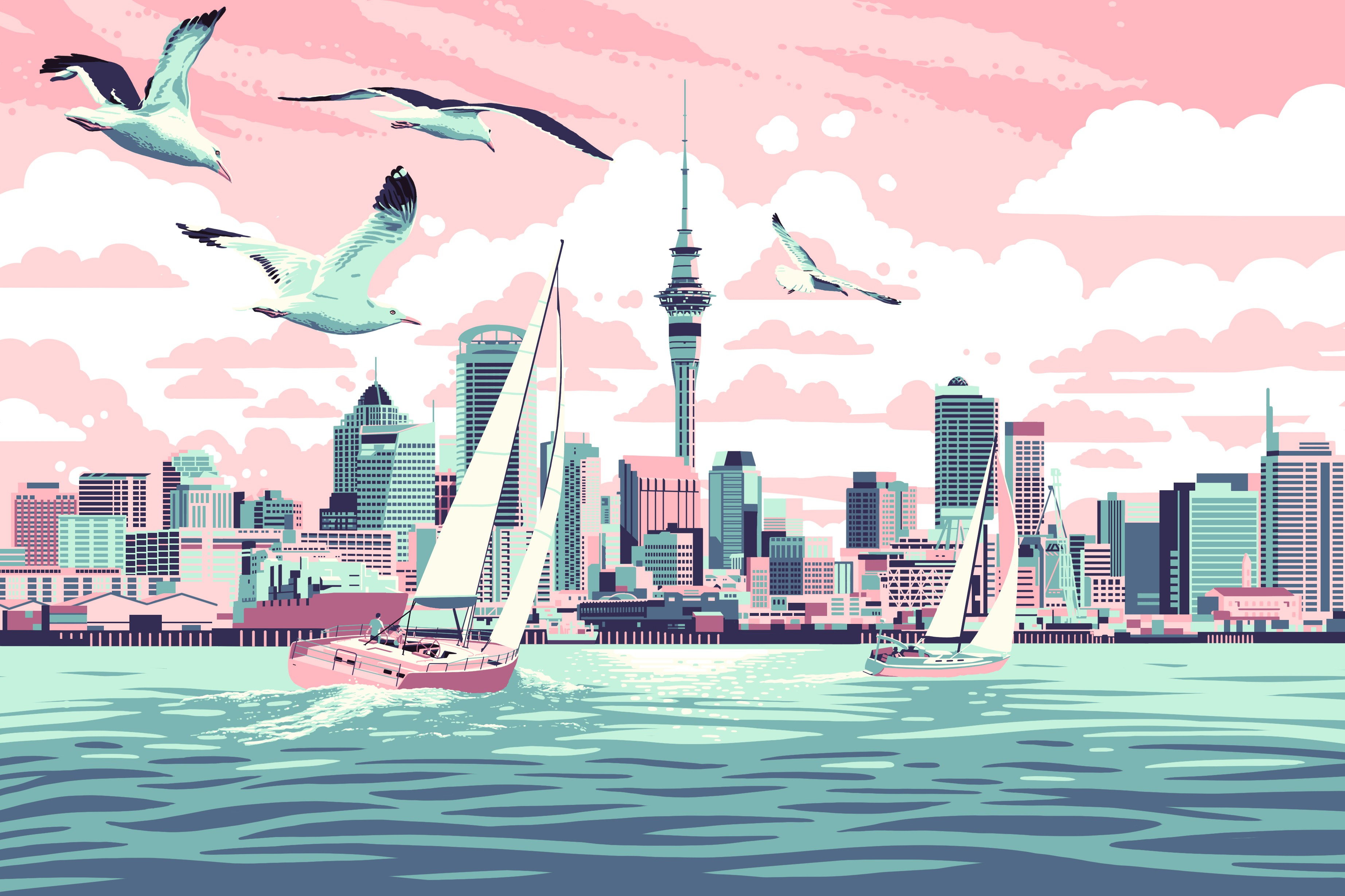 Auckland - Food Culture