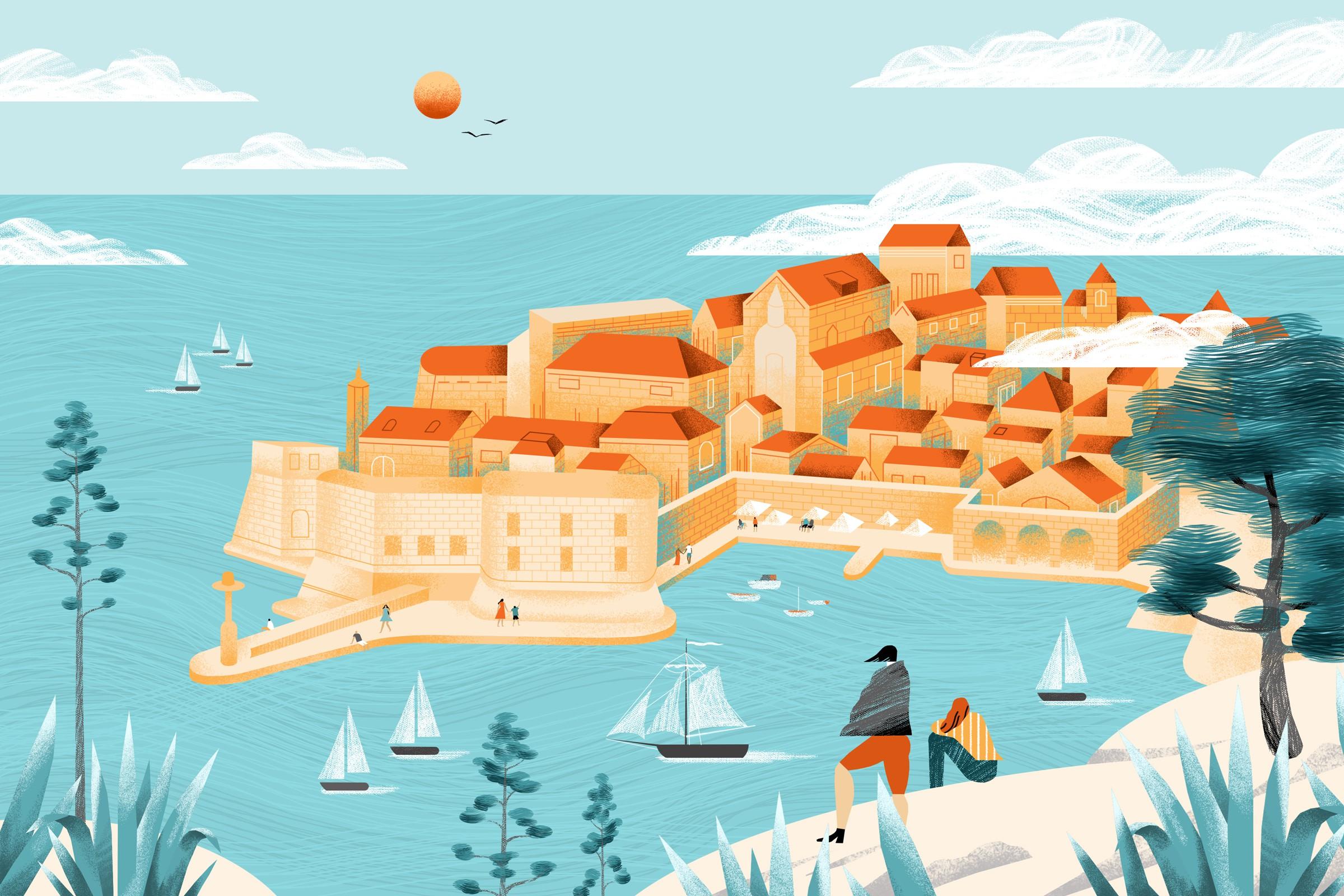Dubrovnik - Film & TV