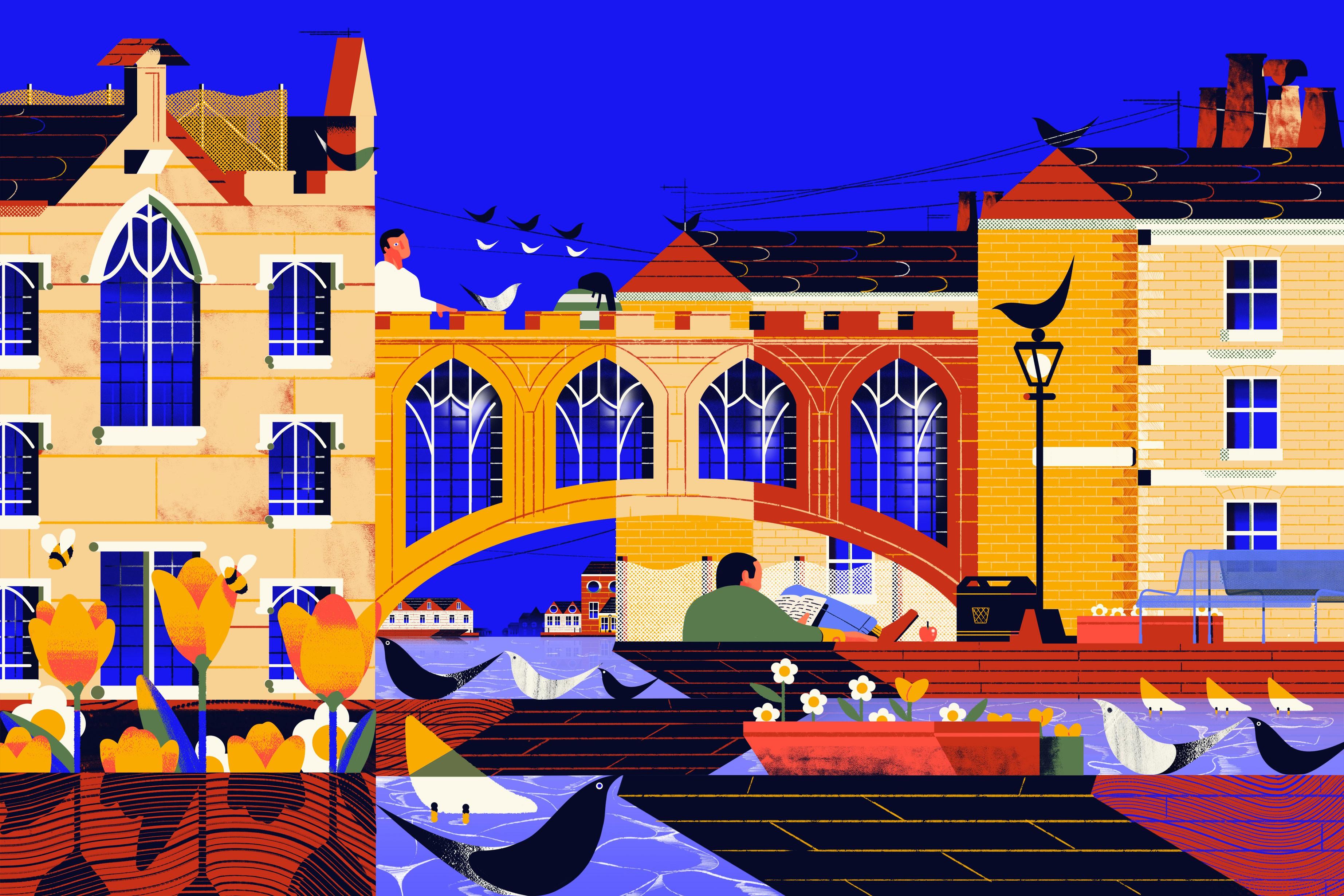 Cambridge - Music