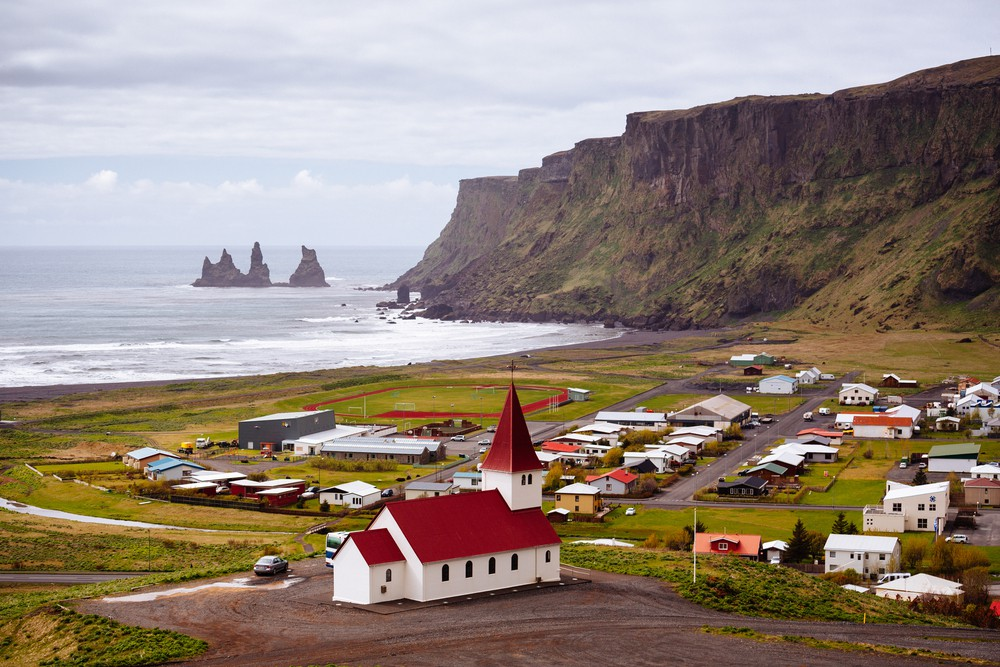 Iceland - Places to stay